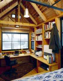 30 home office space with rustic design (15)
