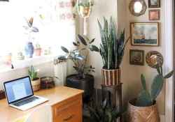 30 home office space with rustic design (30)