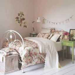 40+ great ideas vintage bedroom (10)