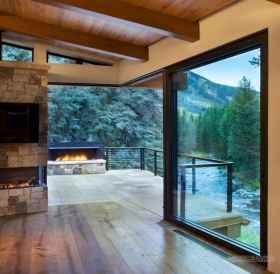 44 rustic balcony decor ideas to show off this season (37)
