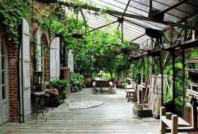 44 rustic balcony decor ideas to show off this season (38)