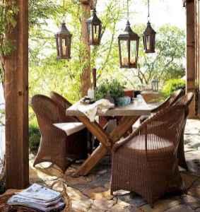 44 rustic balcony decor ideas to show off this season (9)