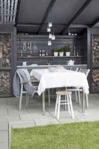 50 beautiful scandinavian backyard landscaping ideas (28)