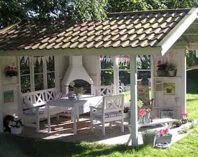 50 beautiful scandinavian backyard landscaping ideas (35)