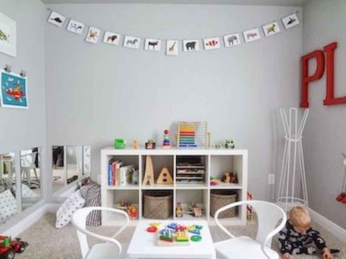 50 ideas for organizing playrooms & kid's spaces (16)