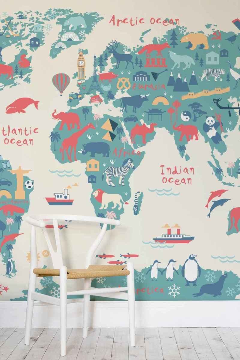 50 ideas for organizing playrooms & kid's spaces (24)