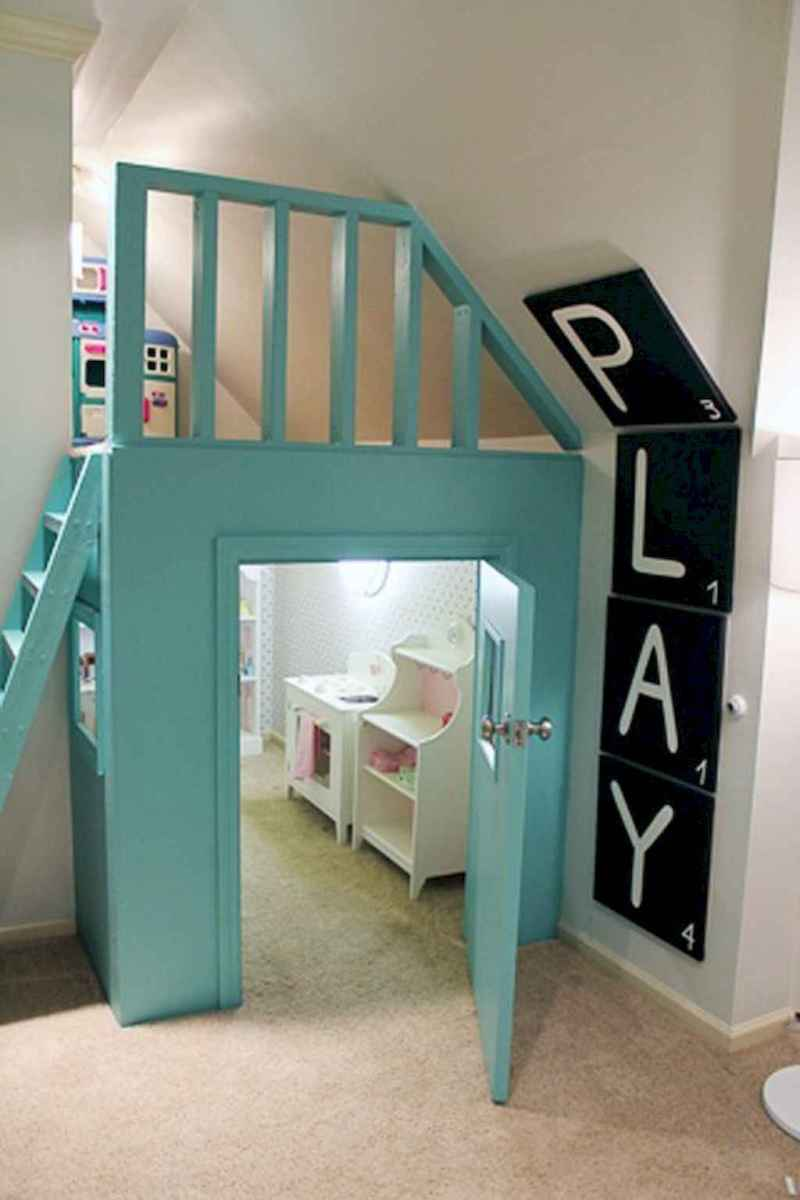 50 ideas for organizing playrooms & kid's spaces (3)