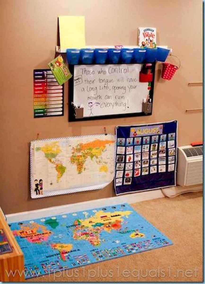50 ideas for organizing playrooms & kid's spaces (49)