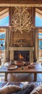 50+ most amazing rustic fireplace designs ever (12)