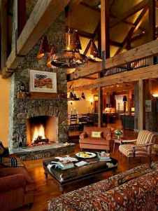 50+ most amazing rustic fireplace designs ever (30)