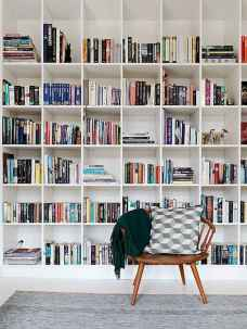 50 super scandinavian ideas for your home library (41)
