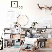 50 super scandinavian ideas for your home library (51)