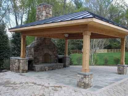 60 amazing outdoor kitchen ideas (45)