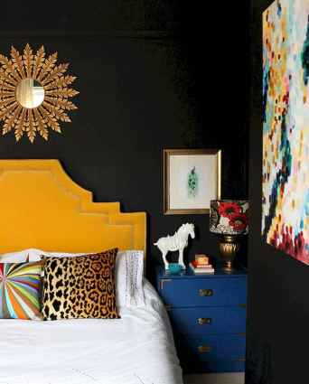 60 beautiful eclectic bedroom decorating ideas (18)