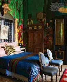 60 beautiful eclectic bedroom decorating ideas (45)