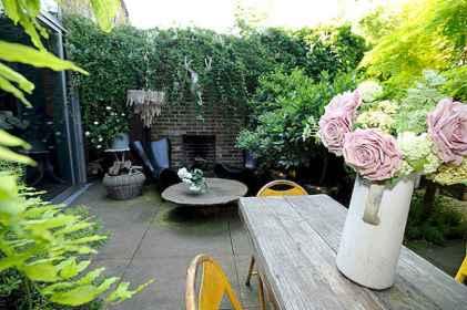 60 beautiful eclectic fireplace decor (34)