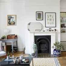 60 beautiful eclectic fireplace decor (45)