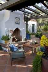 60 beautiful eclectic fireplace decor (55)