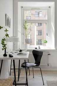 60+ beautiful and subtle home office scandinavian design ideas (23)