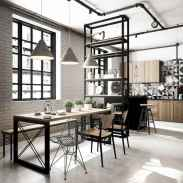 60+ beautiful and subtle home office scandinavian design ideas (37)