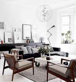 60+ beautiful and subtle home office scandinavian design ideas (53)