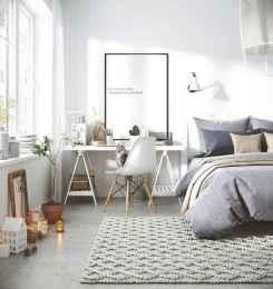 60+ beautiful and subtle home office scandinavian design ideas (7)