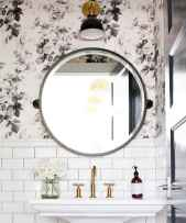 60 cute inspired vintage powder room (1)