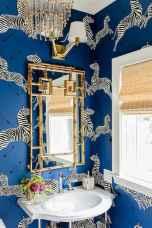 60 cute inspired vintage powder room (28)