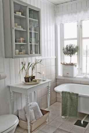 60 cute inspired vintage powder room (58)