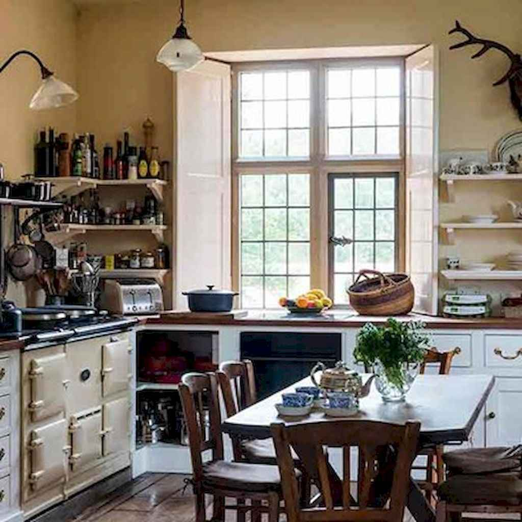 English Country Kitchen Design: 60 Beautiful Kitchen Ideas Remodel With English Country