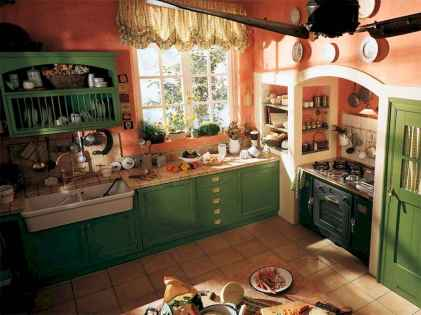 60 decorating kitchen with english country style (5)