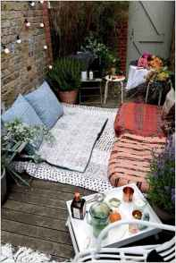 60 incredible utilization ideas eclectic balcony (36)