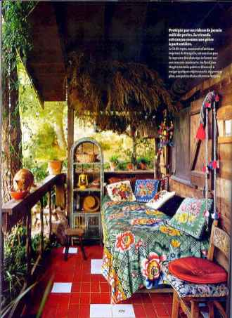 60 incredible utilization ideas eclectic balcony (44)