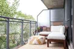 60 incredible utilization ideas eclectic balcony (51)