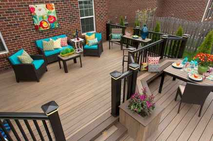 60 incredible utilization ideas eclectic balcony (54)