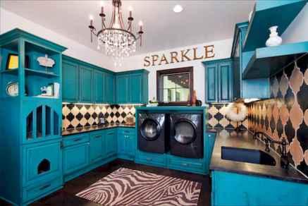 60 inspiring eclectic laundry room design ideas (6)
