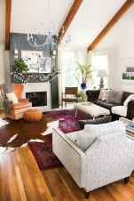 60 modern eclectic living room decorating ideas (3)
