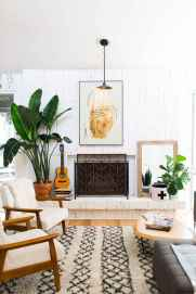60 modern eclectic living room decorating ideas (32)