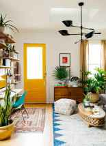 60 modern eclectic living room decorating ideas (48)