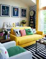 60 modern eclectic living room decorating ideas (55)