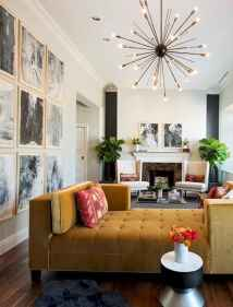 60 modern eclectic living room decorating ideas (6)