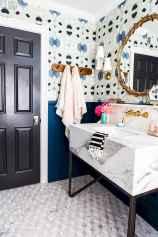 60 trend eclectic bathroom ideas (38)