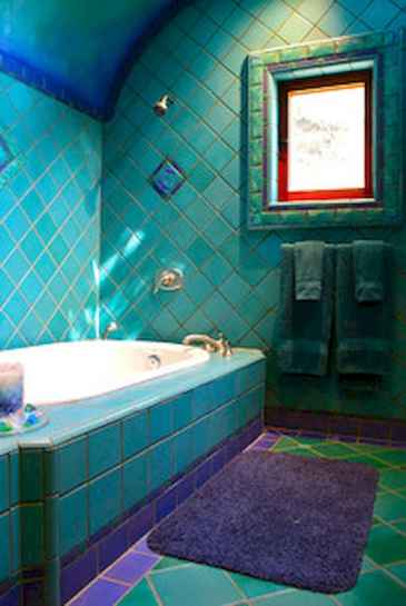 60 trend eclectic bathroom ideas (47)