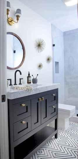 60 trend eclectic bathroom ideas (48)