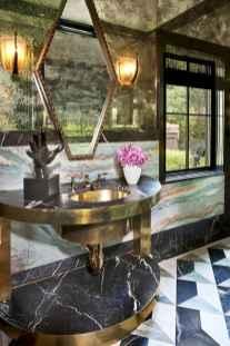 60 trend eclectic bathroom ideas (53)