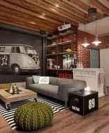 60+ vintage living room decor (19)