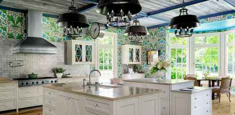 60 of the most inspiring colorful kitchen (10)