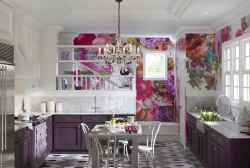 60 of the most inspiring colorful kitchen (27)