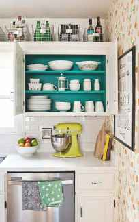 60 of the most inspiring colorful kitchen (38)