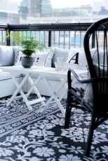 72 smart balcony designs with scandinavian ideas (20)